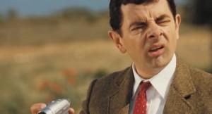 Mr. Bean Sandwhich for lunch
