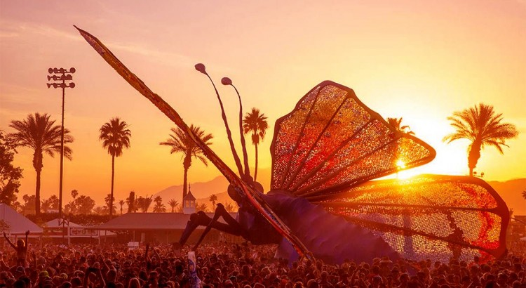 2016's Coachella festival banner